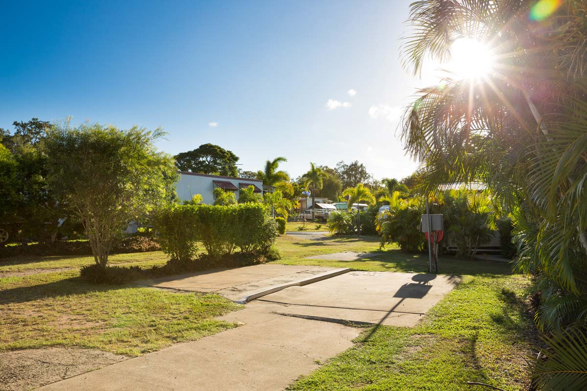 greenacres capalaba caravan park camping sites