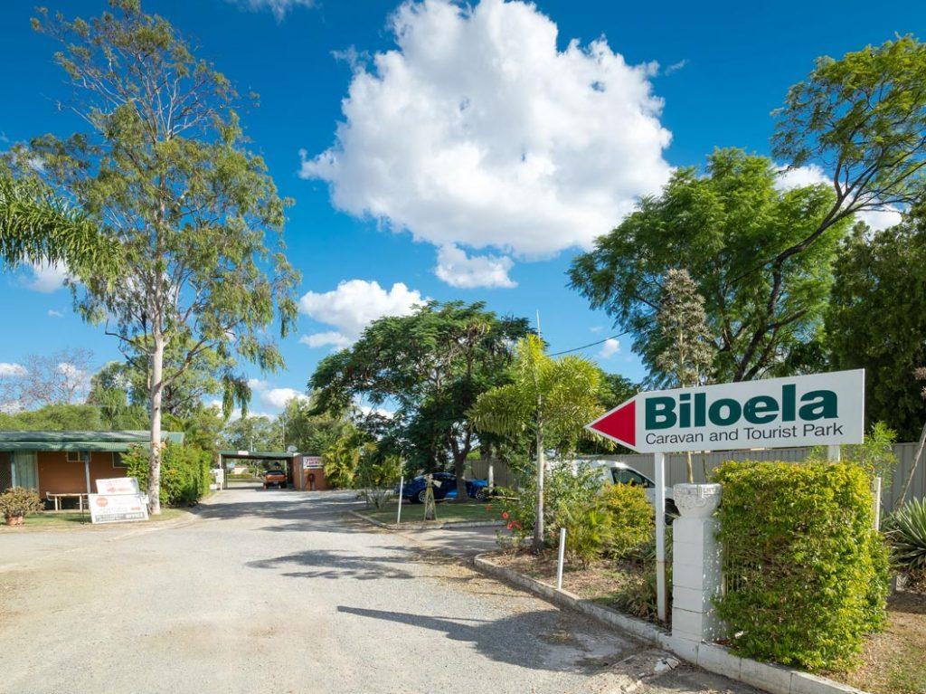 Biloela Caravan Park Ozzy Parks
